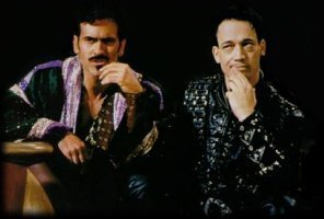 Bruce Campbell as Autolycus and Ted Raimi as Joxer