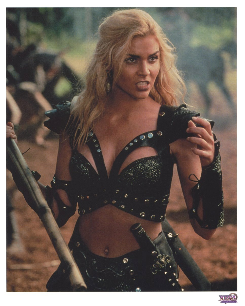 Xena: warrior princess topless xxx vids