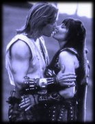 Hercules and Xena