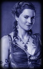 Lucy in Spartacus