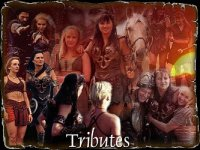 Tributes to Xena Warrior Princess