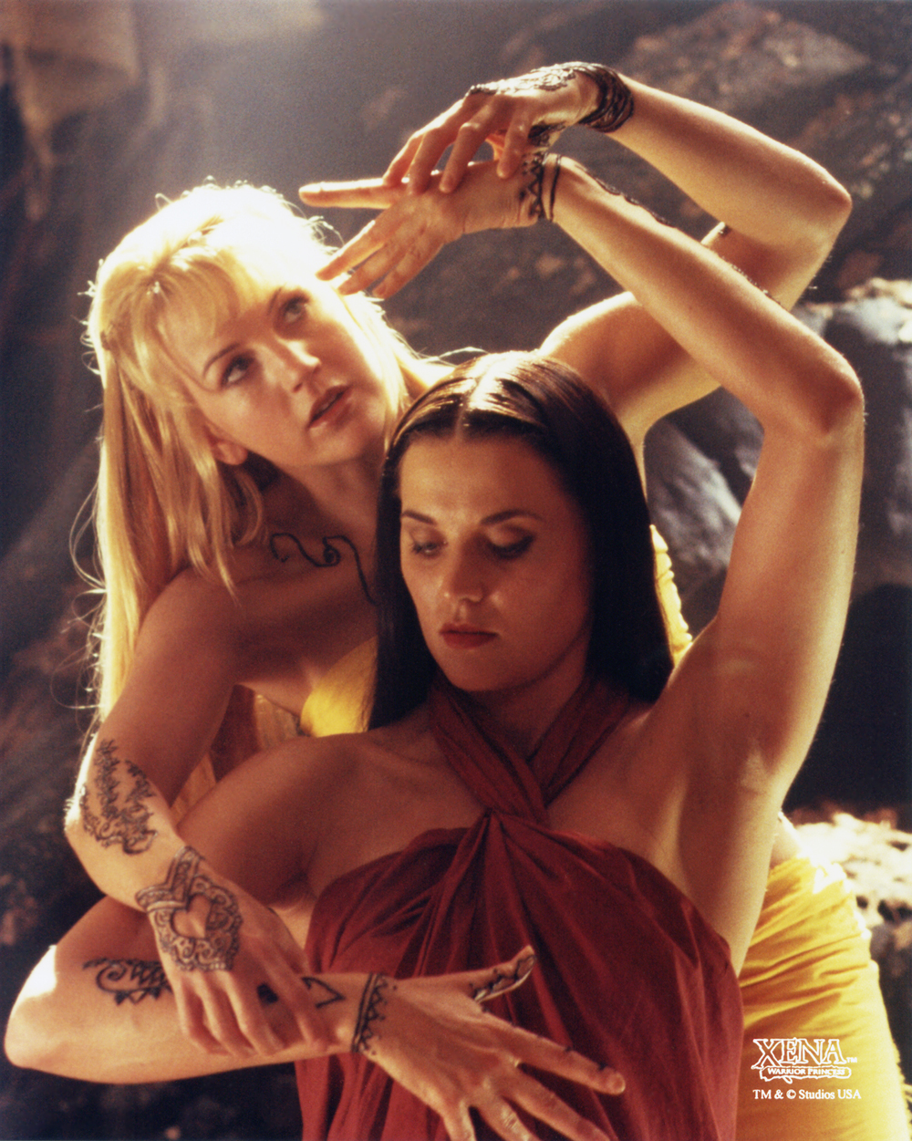 Xena and herculesxxx naked images
