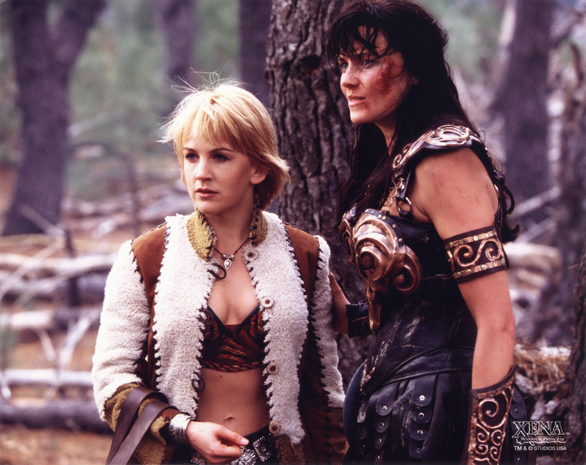 Xena and herculesxxx naked photo